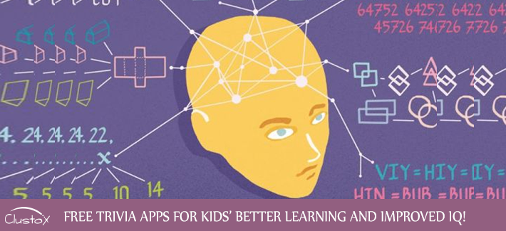 Free trivia apps for kids  better learning and improved iq