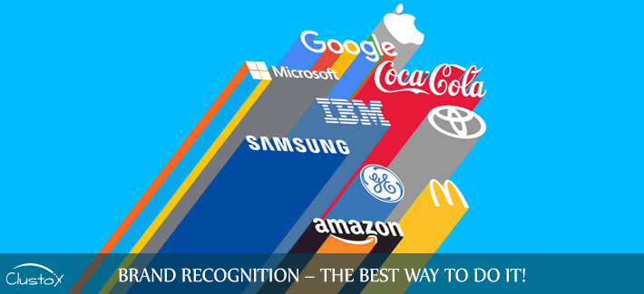 Brand recognition the best way to do it