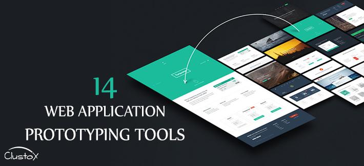 Web prototping tool