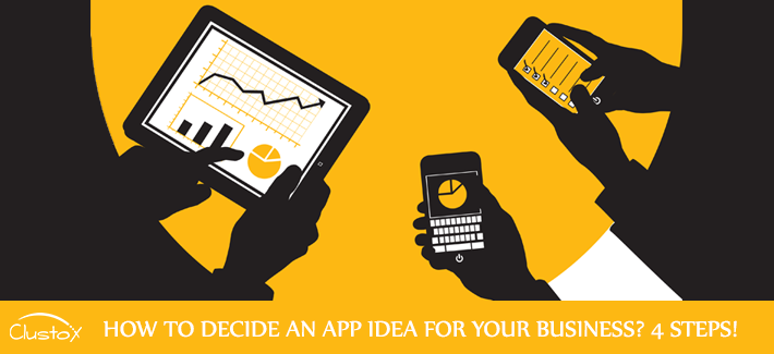 How to decide an app idea for your business  4 steps