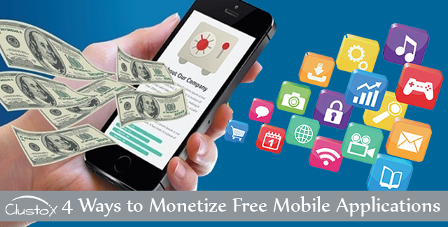4 ways to monetize free mobile applications