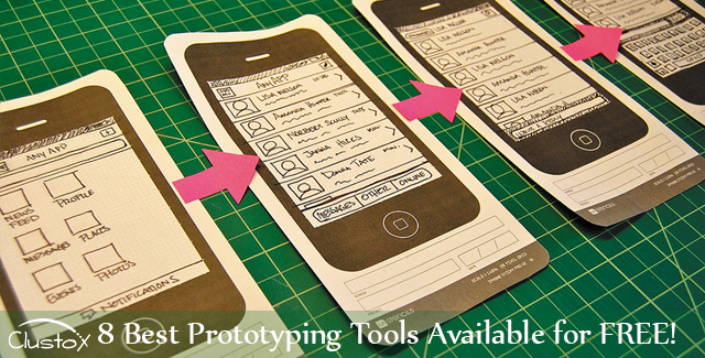 8 best prototyping tools available for free