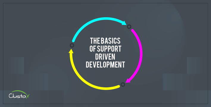 The basics of support driven development