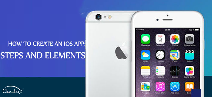 How to create an ios app steps and elements